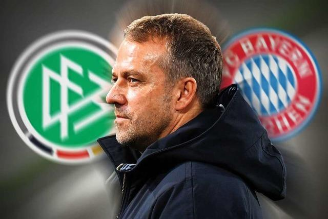 Hans-Dieter Flick – der logische Bundestrainer