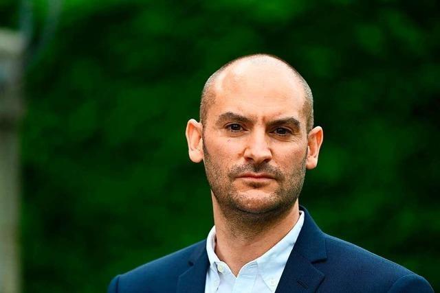Neuer Landesfinanzminister Bayaz ist ein Hoffnungsträger der Grünen