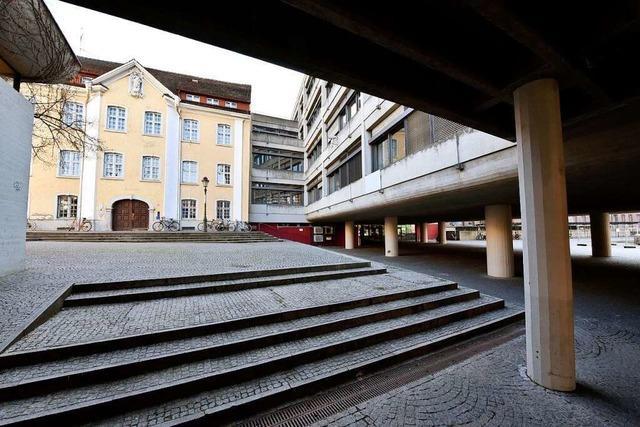 Universität Freiburg plant Wintersemester zu großem Teil digital
