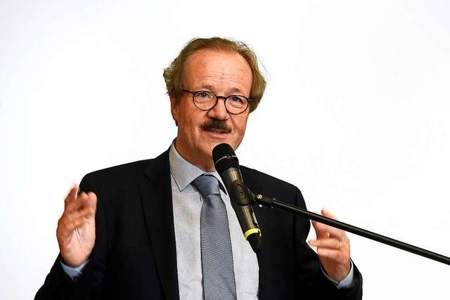 Eberhard Fugmann – früherer Schuldirektor soll SC-Präsident werden