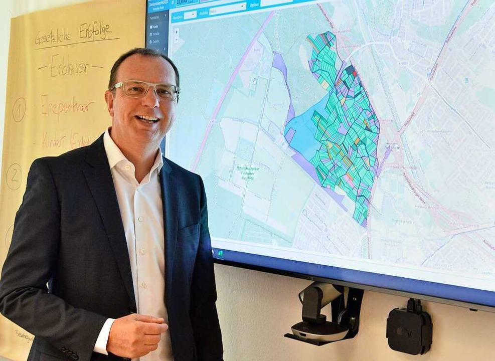 EMD-Geschäftsführer Ingmar Roth  | Foto: Michael Bamberger
