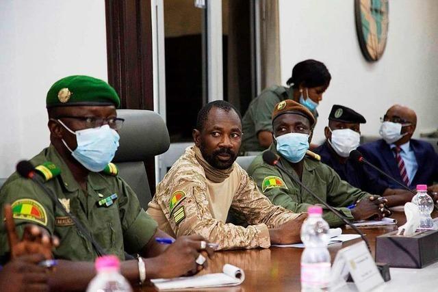 Nach dem Militärputsch in Mali bleiben Empörung, Chaos und offene Fragen