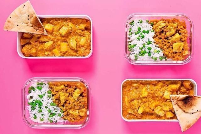 Mealprep: Wenn das Mittagessen schon im Kühlschrank wartet