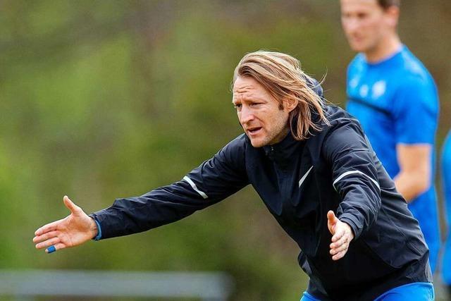 Interview mit Florian Heitzmann und Ranil Weerakkody, dem neuen Trainerduo des Fußball-Landesligisten FC Neustadt