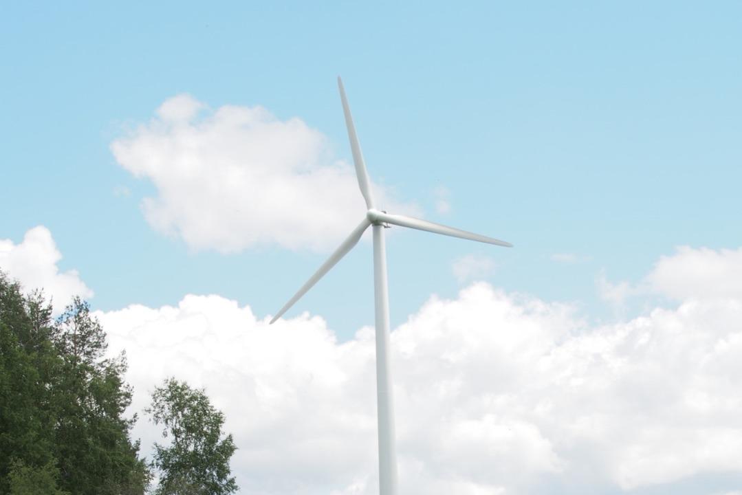 Der Windkraft-Standort Illenberg wird ...toren der Luisenhöhe sind erleichtert.  | Foto: Markus Donner
