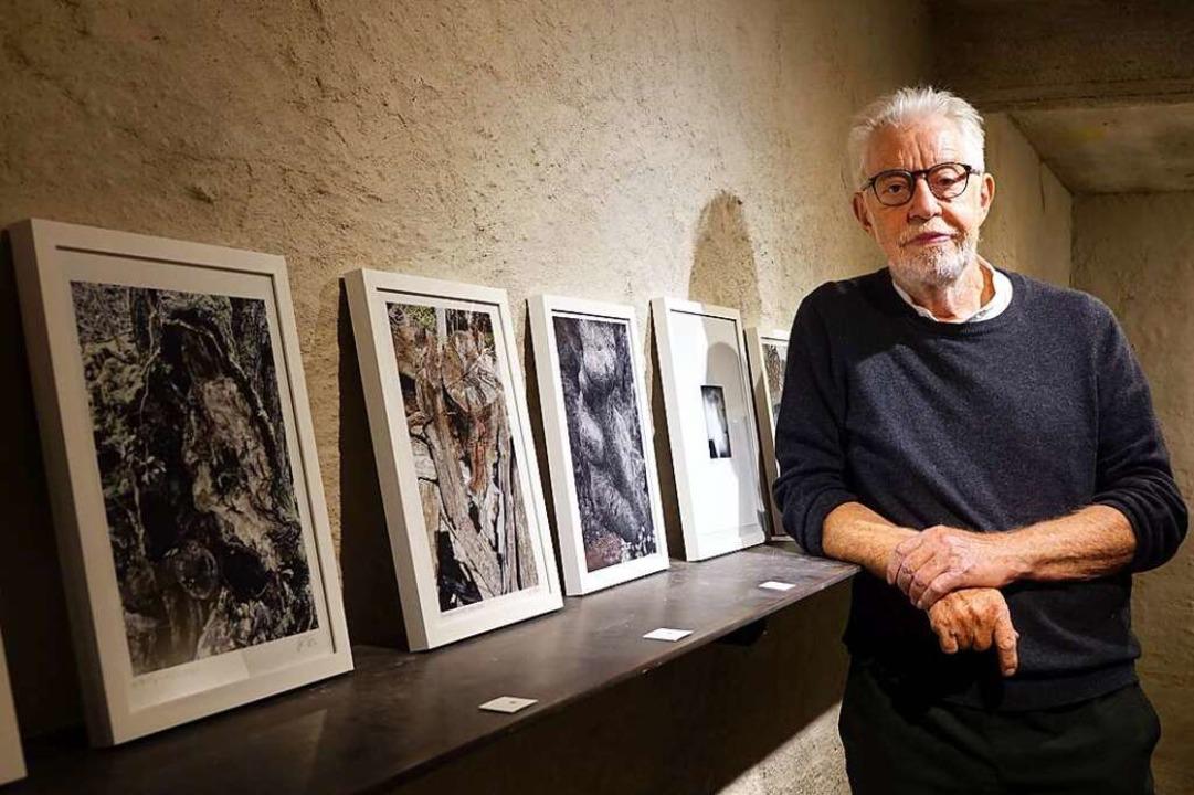 Der Weiler Fotograf Rolf Frei zeigt Bi... mit Motiven von menschenleeren Orten.    Foto: Roswitha Frey