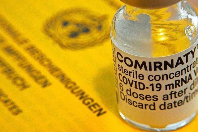 Freiburger Arbeitgeber will Impfstatus seiner Angestellten wissen