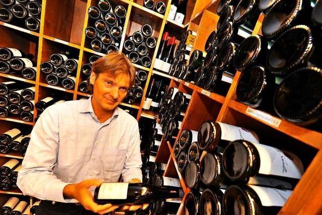 Weinhandlungen eignen sich für's Nachholen von Weinwissen