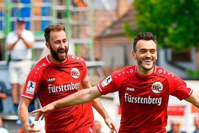 Der Bahlinger SC besiegt vor 250 Zuschauern Mainz II mit 2:1