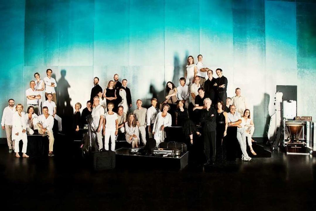 Basisdemokratisch organisiert: die Mus...usiker des Chamber Orchestra of Europe  | Foto: JULIA WESELY