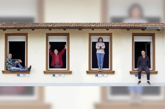 4 Fotografen in 7 Fenstern