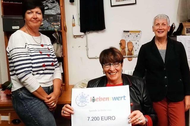 Spende fördert Projekt zur Entmüllung von Wohnungen