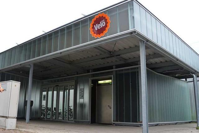 Das Lörracher Fahrradparkhaus ist bei Dauerparkern beliebt