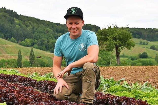 Was zwei junge Landwirte aus Heuweiler und Buchenbach motivierte, den Hof ihrer Eltern zu übernehmen