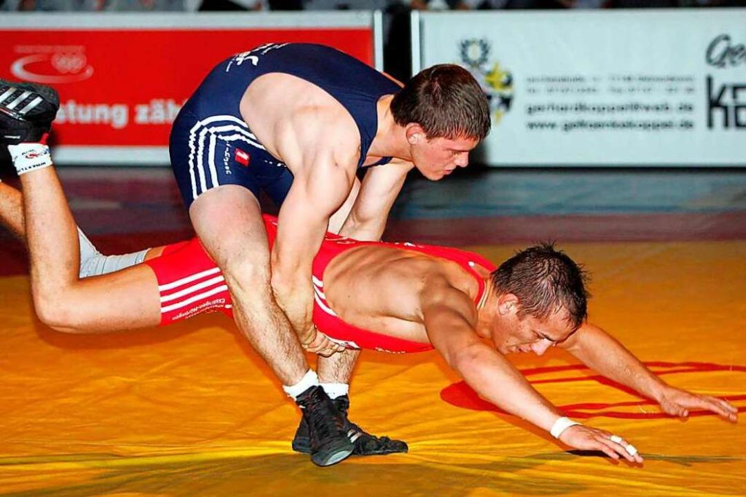 2011 erfüllte sich Florian Hassler (ob...), inzwischen dreimaliger Weltmeister.  | Foto: imago sportfotodienst