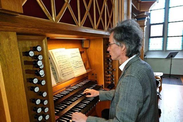 Heilig-Geist-Kantate als Uraufführung in der Emmendinger Stadtkirche
