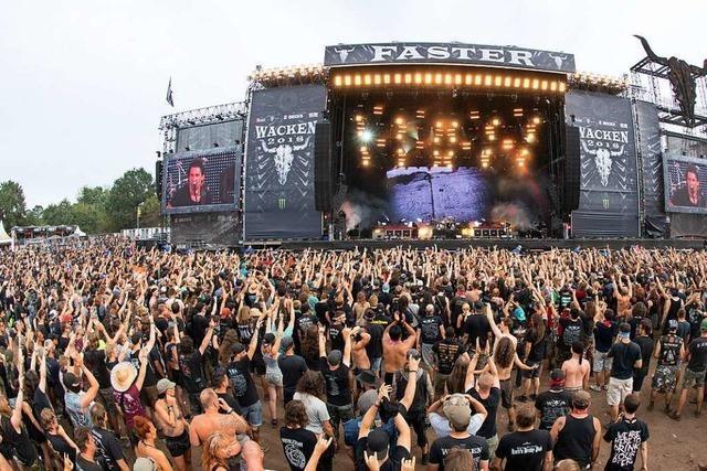 Wacken-Festival fällt wegen Corona auch in diesem Sommer aus