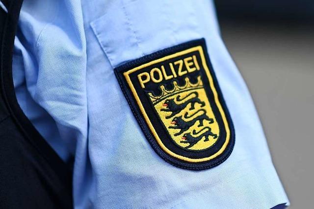 34-Jährige tritt einer Frau in Lörrach unvermittelt in den Rücken