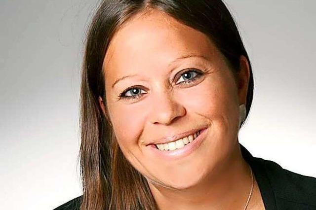 Lucia Vogt leitet das Ordnungsamt der Stadt Lahr