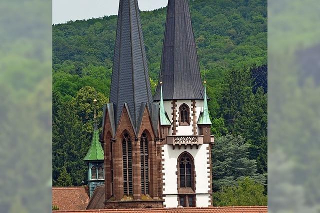 Neun Pfarrsprengel im Kirchenbezirk?