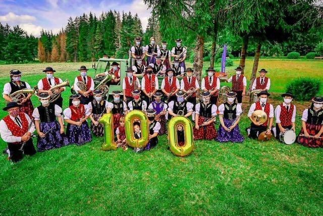 Musikverein wird 100 Jahre alt