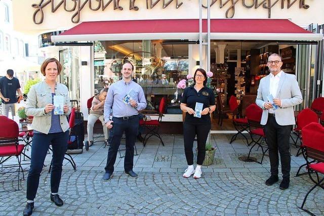 Das Lahrer Stadtmarketing und Schäfer's Eck starten ab 11. Juni eine neue Veranstaltungsreihe