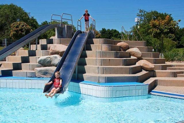 Die Testpflicht trübt den Badespaß im Rheinfelder Freibad