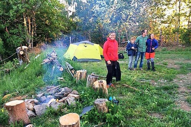 Gemeinderatsmehrheit befürwortet Trekkingcamp