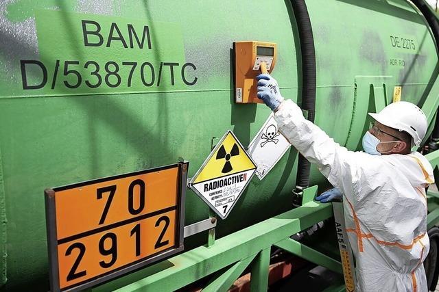 Schluss für Uranproduktion t