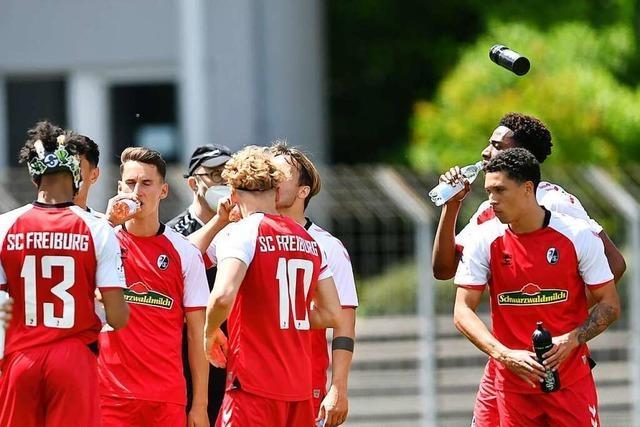 SC Freiburg II: Das Aufstiegsrennen geht weiter