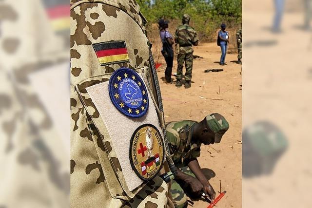 Zweifel am Einsatz in Mali wachsen