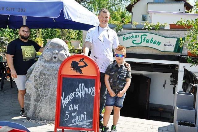 In den Bacchus-Stuben Bad Bellingen gibt's bald traditionelle Gerichte aus Transsilvanien