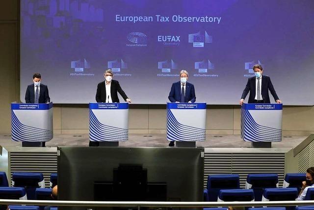 Neue Steuerregeln für Unternehmen: EU verlangt Transparenz