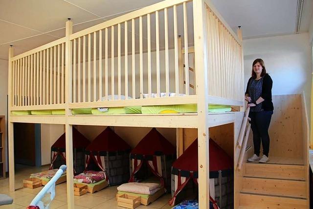 Kindergarten Schwalbennest in Malsburg-Marzell soll wachsen