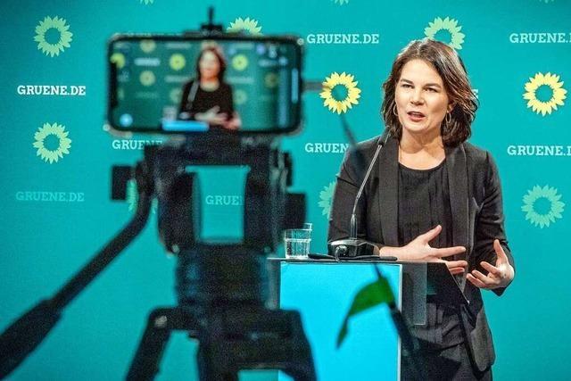 Ex-Siemens-Chef Kaeser wirbt für Baerbock als Kanzlerin