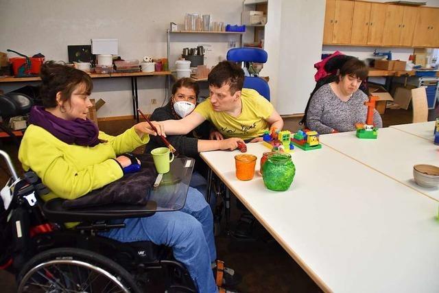 Leben + Wohnen in Lörrach hat die Teilhabe von Behinderten zum Ziel