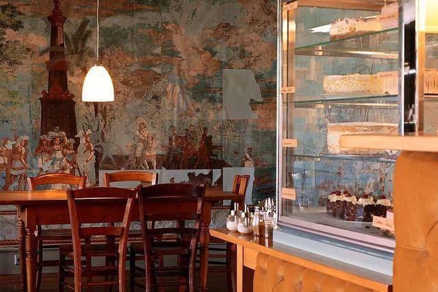 An Fronleichnam öffnet das Café Inka in Ötlingen wieder