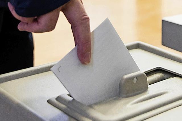 CDU-Kandidatin Diana Stöcker setzt im Wahlkreis Lörrach-Müllheim auf das Direktmandat