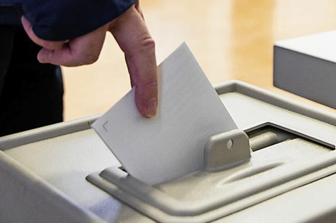Im September wird der Bundestag gewählt  | Foto: Gabriele Zahn