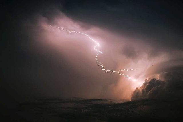 Schauer, Gewitter und Hagel ab Fronleichnam im Südwesten vorhergesagt