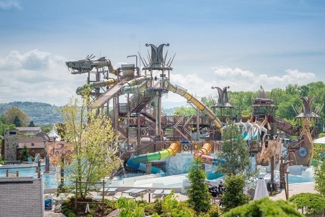Rulantica öffnet – mit dem neuen Outdoor-Wasserspielplatz Svalgurok