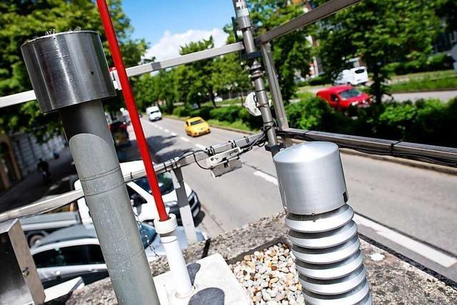 Deutschland wird wegen zu hoher Luftschadstoff-Werte verurteilt
