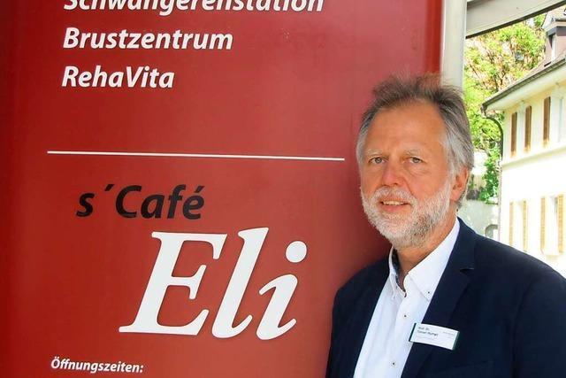 Tilman Humpl ist neuer Chefarzt der Pädiatrie in Lörrach