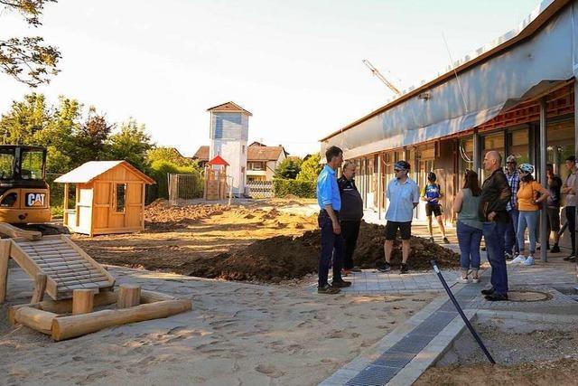 Aktuelle Großprojekte in Kappel-Grafenhausen werden begutachtet