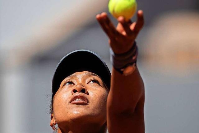 Verschleißt der Tenniszirkus seine Stars? Der Fall Naomi Osaka