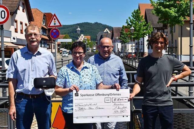 Friesenheimer Alemannenmarathon bringt ein Spendenergebnis von 8500 Euro
