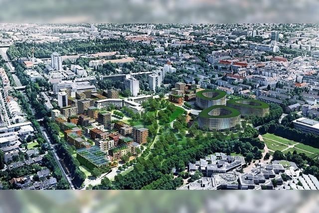 Forderungen für das neue Freiburger Wohnquartier Kleineschholz