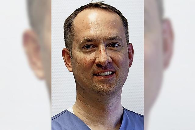 Neuer Chefarzt für Geriatrie
