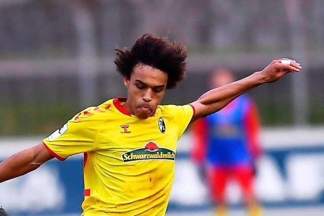 SC Freiburg II fehlt noch ein Punkt, dann ist der Aufstieg perfekt