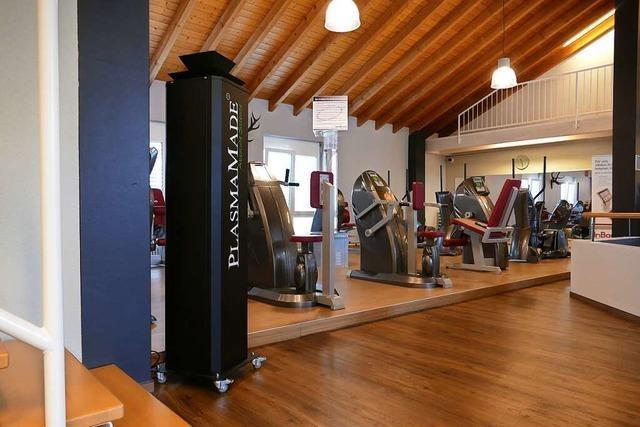 Öffnung der Lörracher Fitnessstudios läuft schleppend an